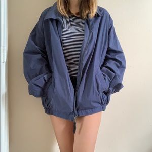 blue jacket from nautica